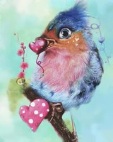 Love Bird Fine-Art Print
