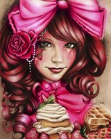 Strawberry Fine-Art Print
