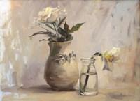 White Blooms Fine-Art Print