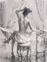 After The Bath Fine-Art Print