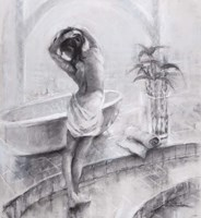 Bathed In Light Fine-Art Print