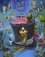 Alice In Fantasyland Fine-Art Print