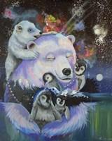 Polar Bear Express Fine-Art Print