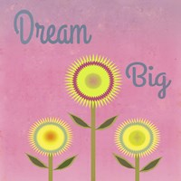 Dream Big Pink Fine-Art Print