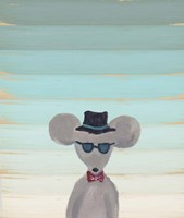 Hipster Mouse Fine-Art Print