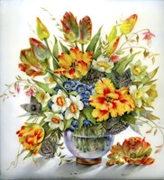 Flower Arrangement Fine-Art Print