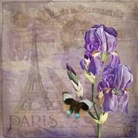 Ville de Paris II Fine-Art Print