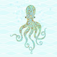 Olivia Octopus Fine-Art Print