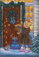 Hanukkah Fine-Art Print