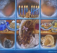 My Hannukah Wish Fine-Art Print