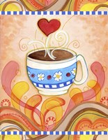 Cup Of Love Fine-Art Print
