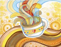 Rainbow Steam Fine-Art Print