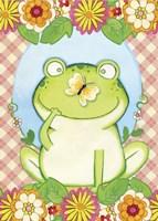 Butterfly Frog Fine-Art Print