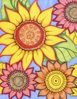 Sunflower Zen Fine-Art Print