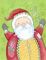 Happy Santa Fine-Art Print