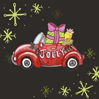Jolly Car Fine-Art Print