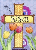 He Is Risen Fine-Art Print