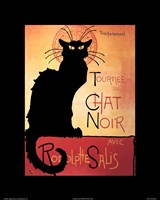 Chat Noir Fine-Art Print