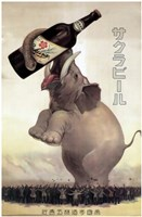 Elephant Beer Fine-Art Print