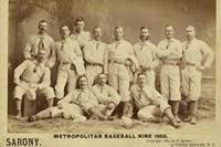 Metro Baseball Fine-Art Print