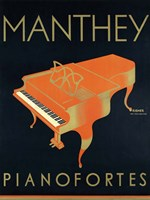 Manthey Piano Fine-Art Print