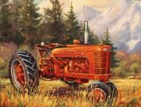 Rancher's Cadillac Fine-Art Print