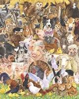 Farm Animals Fine-Art Print