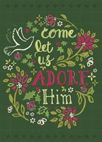 Adore Him Fine-Art Print