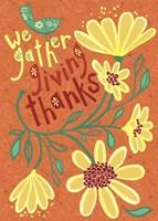 Giving Thanks Fine-Art Print