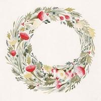 Joy Wreath Fine-Art Print