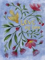 Love Has Come Fine-Art Print