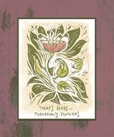 Todays Seeds Fine-Art Print
