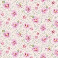 Pink Blossoms Pattern Fine-Art Print