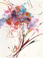 Floral Explosion I Fine-Art Print