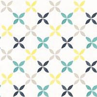 Garden Getaway Pattern IIA Fine-Art Print
