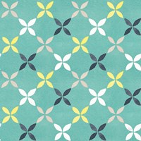Garden Getaway Pattern IID Fine-Art Print