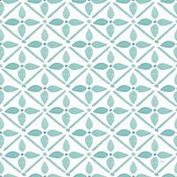 Garden Getaway Pattern XIIA Fine-Art Print
