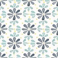 Garden Getaway Pattern XIII Fine-Art Print