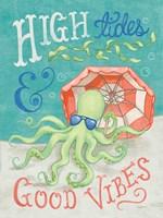 Ocean Friends IV Fine-Art Print