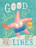 Ocean Friends III Fine-Art Print