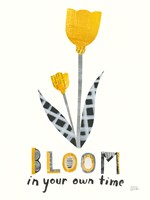 Bloom Boldly IV Fine-Art Print
