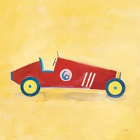 Race Car 6 Fine-Art Print