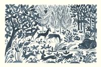 Forest Life II Fine-Art Print