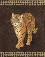 Grand Tiger Traveller Fine-Art Print