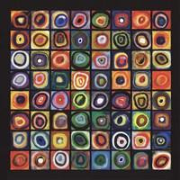 Color of Squares Fine-Art Print