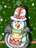 Penguin Drum Fine-Art Print