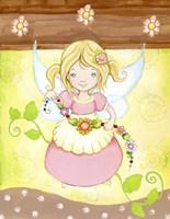 Fairy in my Garden Fine-Art Print