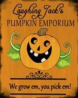 Laughing Jack Fine-Art Print