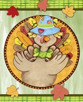 Turkey Scarecrow Fine-Art Print