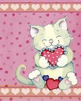 Heart Snuggles Fine-Art Print